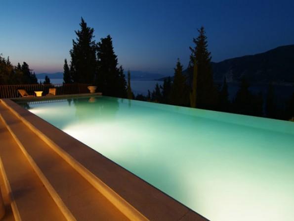 Greek seaside luxury