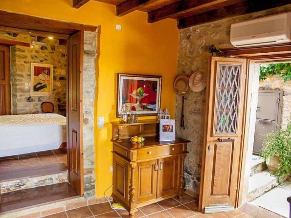 village house in Crete