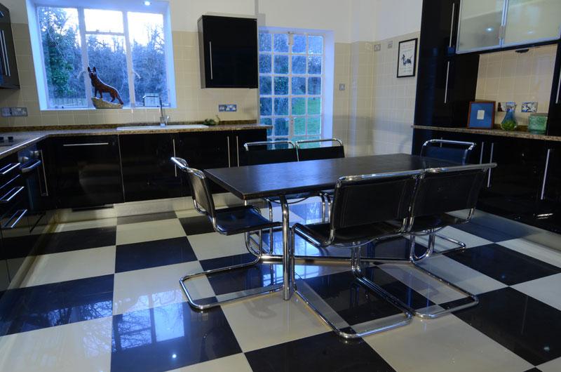 Filter House kitchen