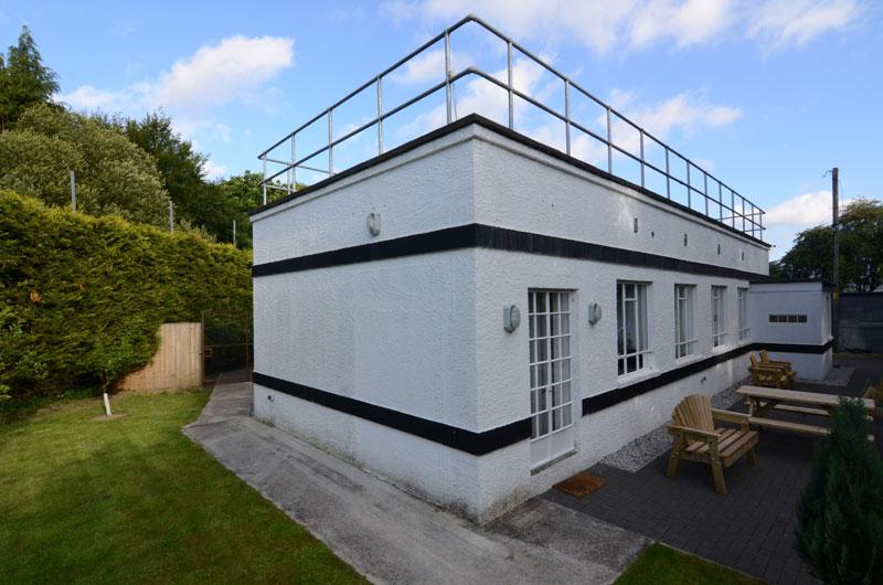 Filter House exterior
